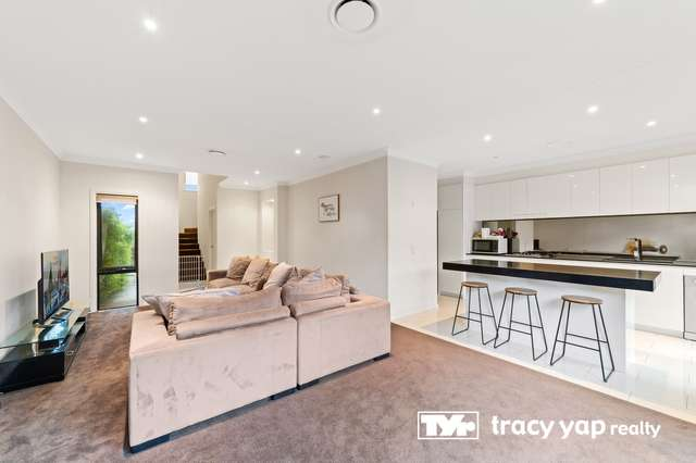 116 Rutherford Avenue, Kellyville NSW 2155