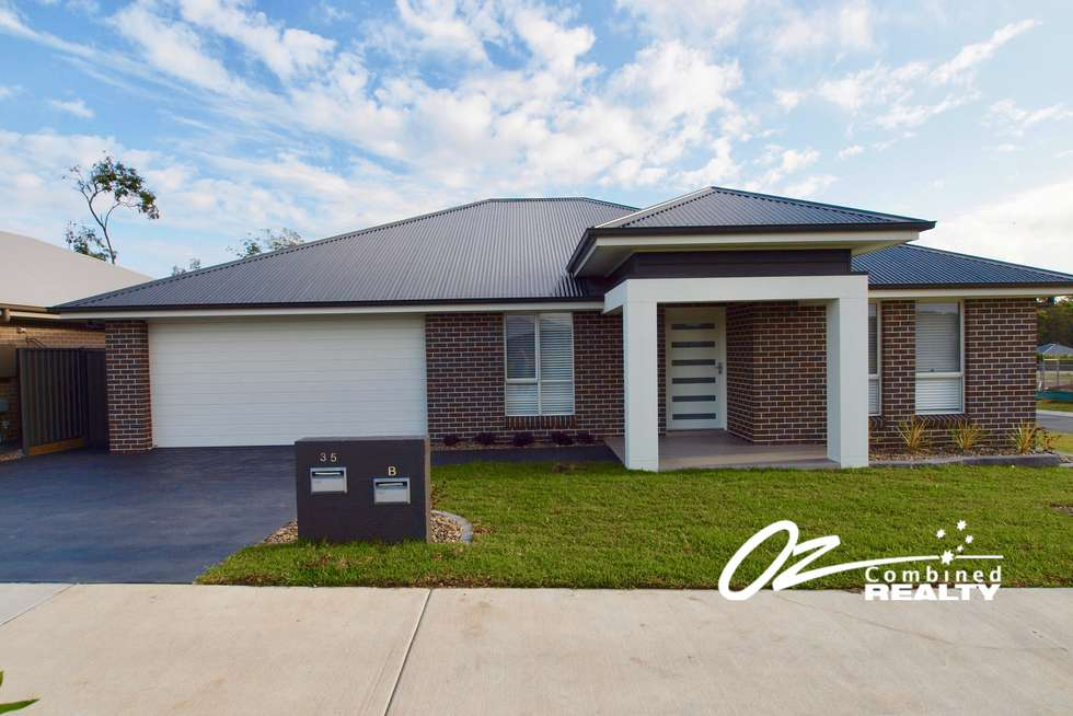 Second view of Homely house listing, 35 Bayswood Avenue, Vincentia NSW 2540