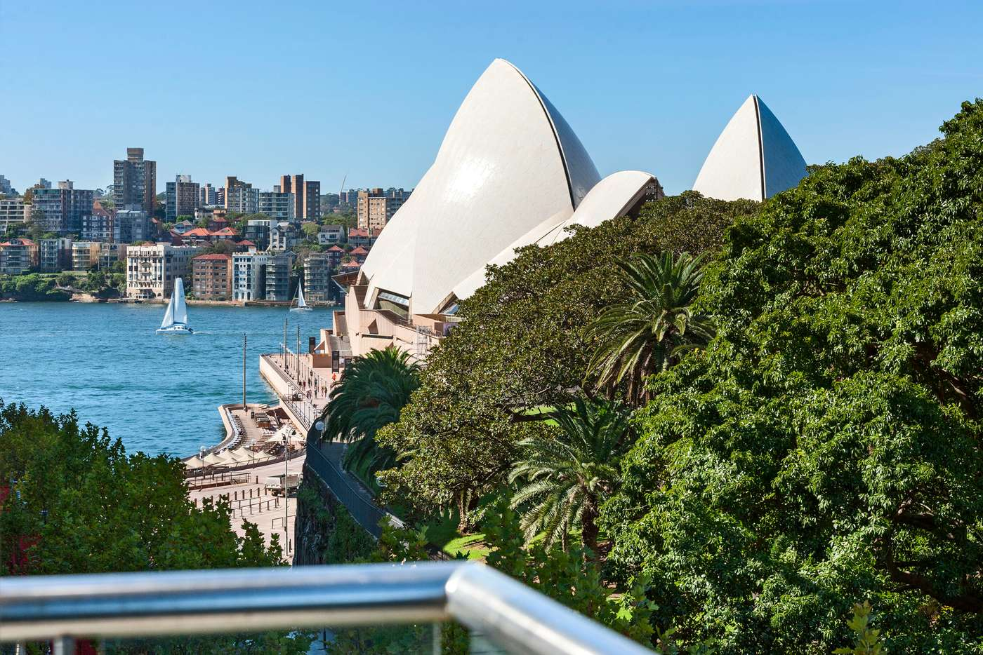 Main view of Homely apartment listing, 916/61 Macquarie Street, Sydney NSW 2000