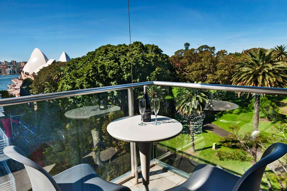 Second view of Homely apartment listing, 916/61 Macquarie Street, Sydney NSW 2000