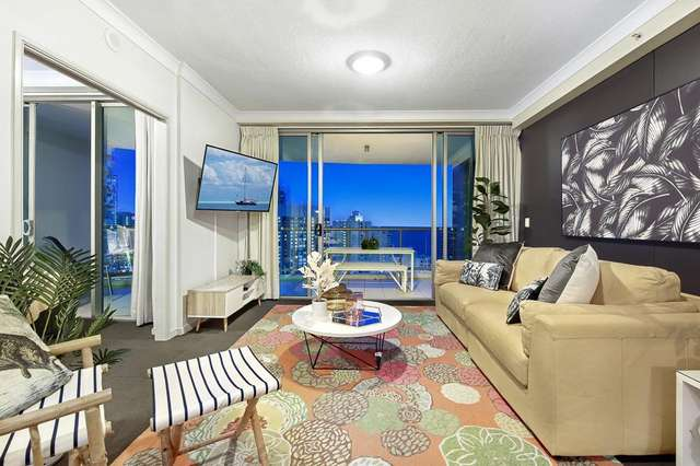 Level 20/3204/23 Ferny Avenue, Surfers Paradise QLD 4217