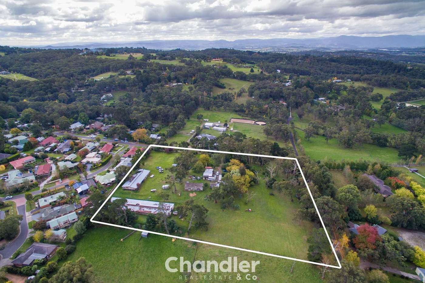Main view of Homely house listing, 120 Fernhill Road, Mount Evelyn VIC 3796