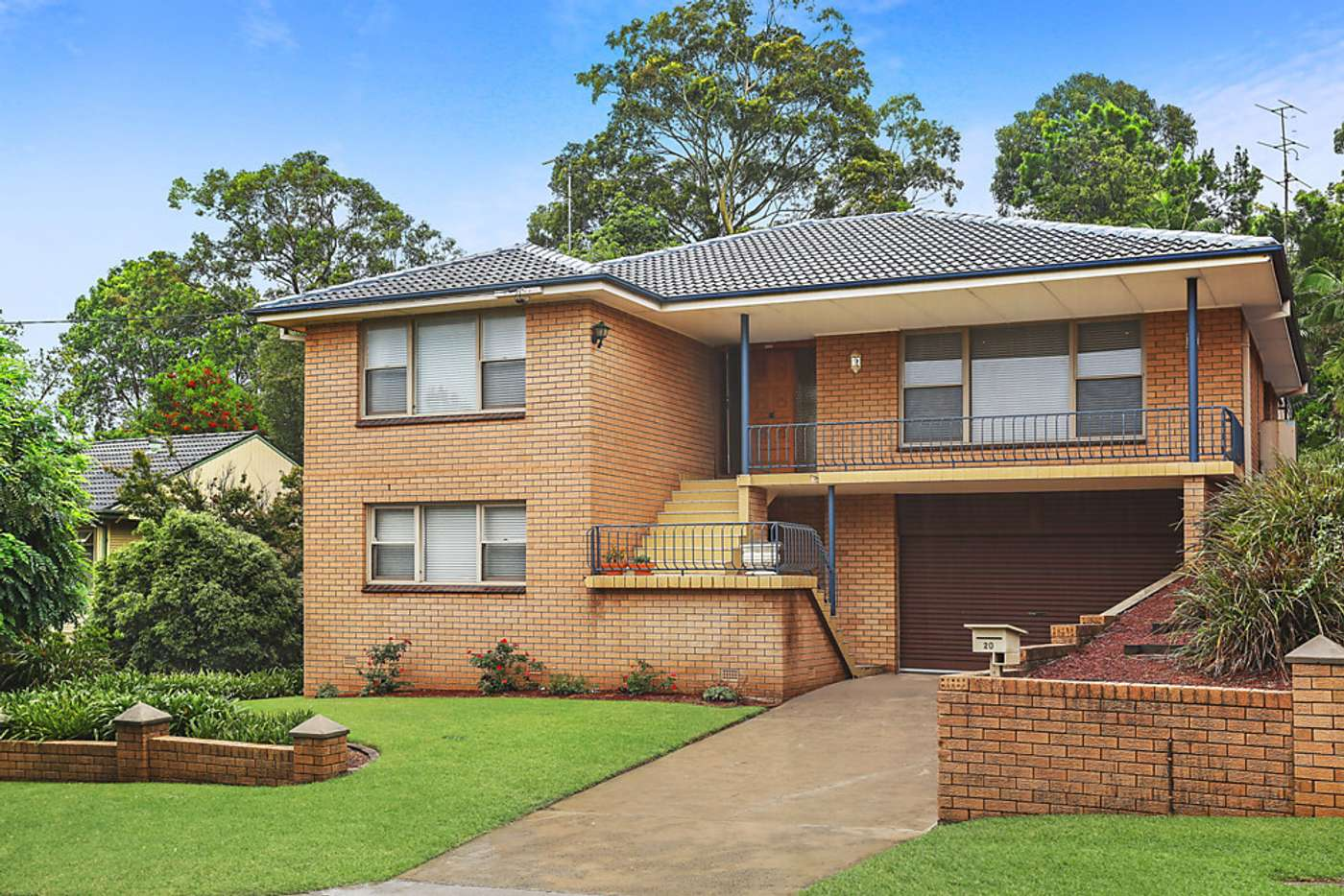 Main view of Homely house listing, 20 Georgina Avenue, Keiraville NSW 2500