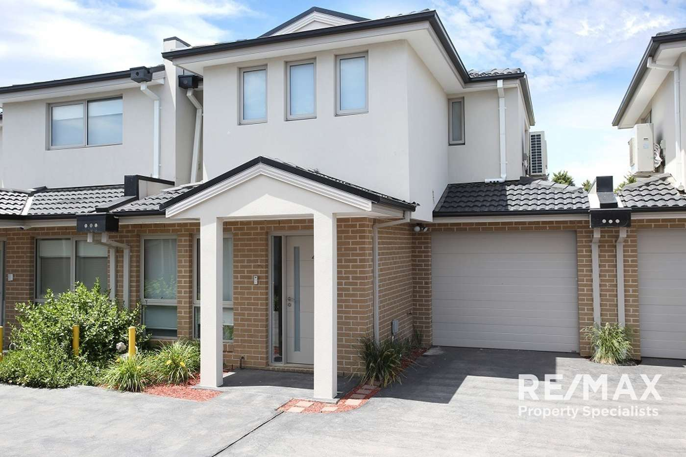 Main view of Homely townhouse listing, 4 Pomeranian Lane, Hallam VIC 3803