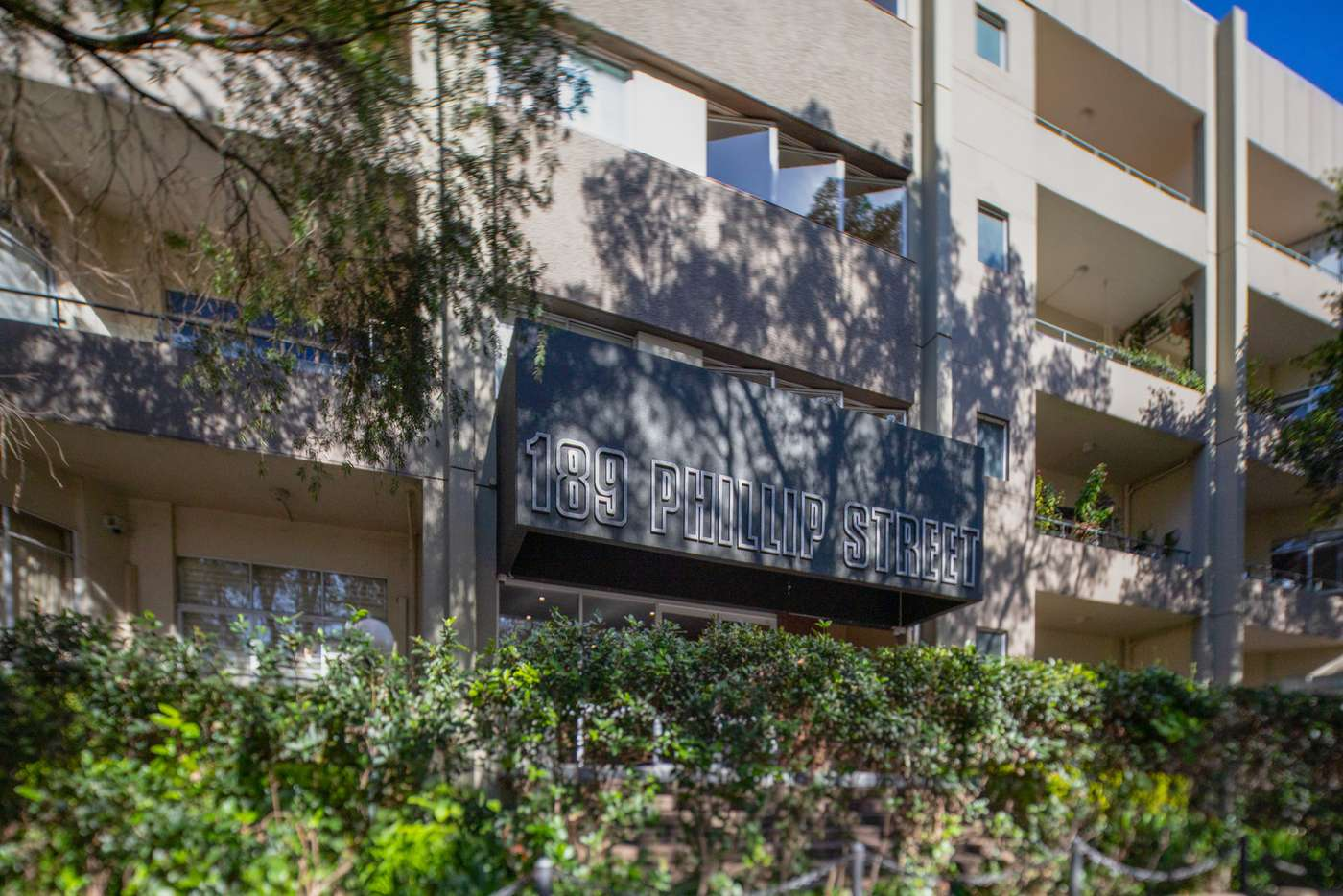 Main view of Homely apartment listing, 25/189 Phillip Street, Waterloo NSW 2017