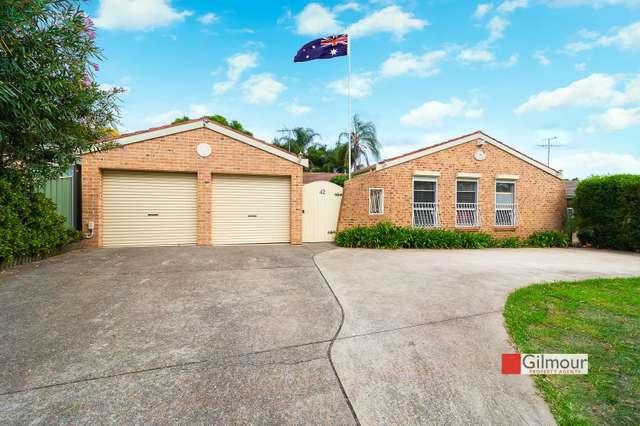 42 Capricorn Road, Kings Langley NSW 2147