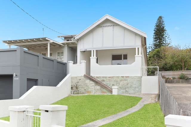 408 Maroubra Road, Maroubra NSW 2035