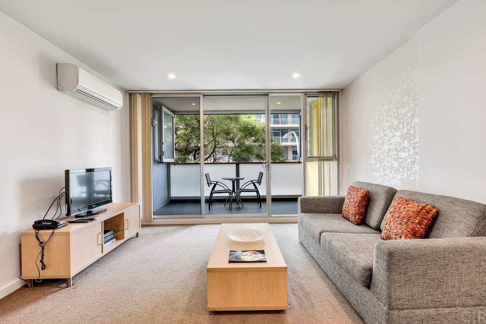 Third view of Homely apartment listing, 309/185 Morphett Street, Adelaide SA 5000
