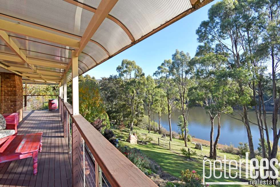 Second view of Homely house listing, 5 Bayview Drive, Blackstone Heights TAS 7250