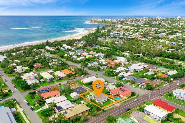 1 Cooroy Street, Dicky Beach QLD 4551