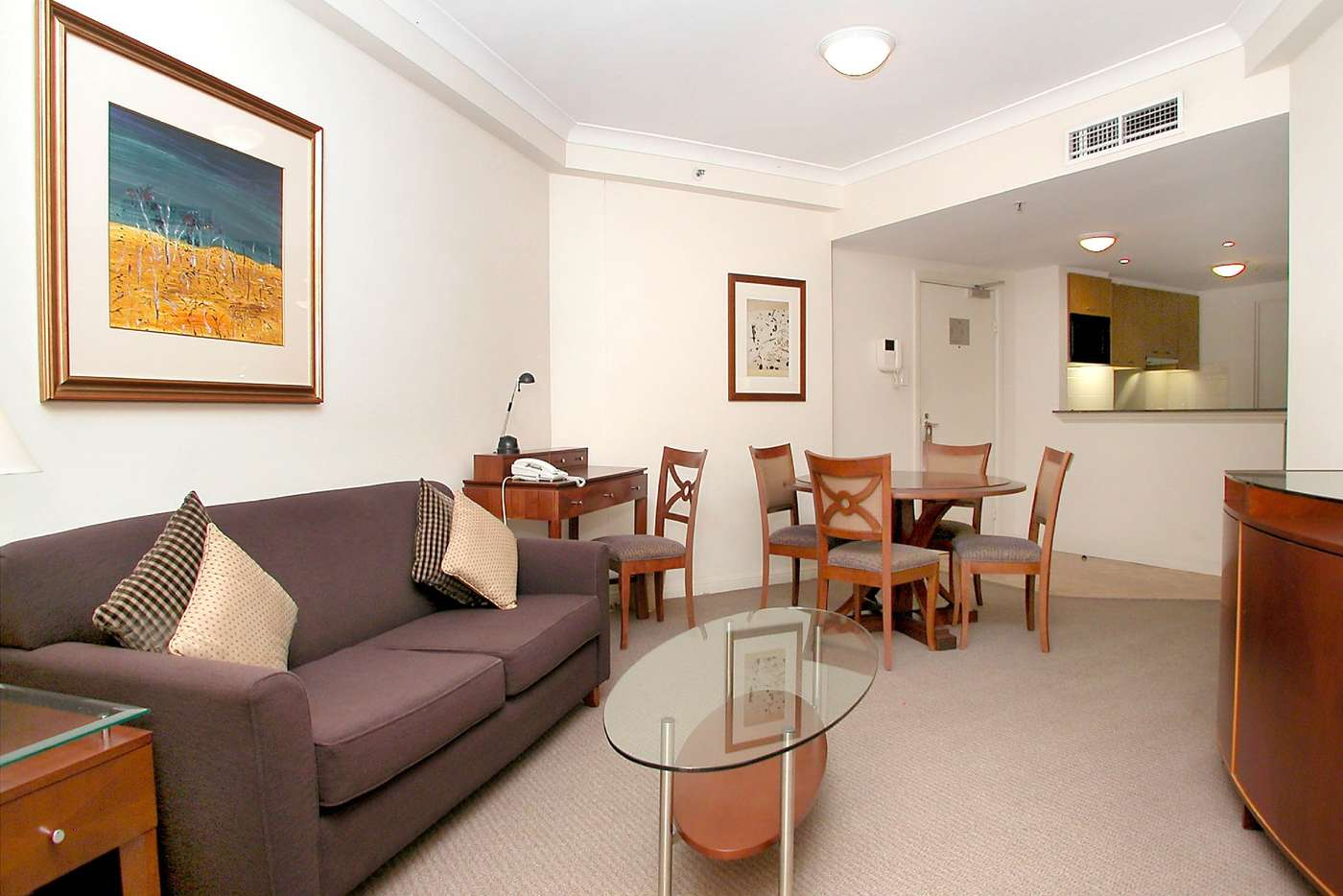 Main view of Homely apartment listing, 604/281 Elizabeth Street, Sydney NSW 2000