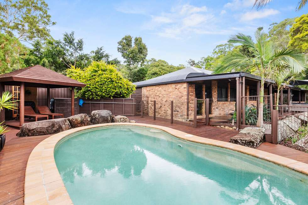 Second view of Homely house listing, 265 Lower Mount Mellum Road, Mount Mellum QLD 4550
