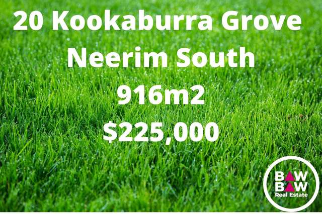 20 Kookaburra Grove, Neerim South VIC 3831