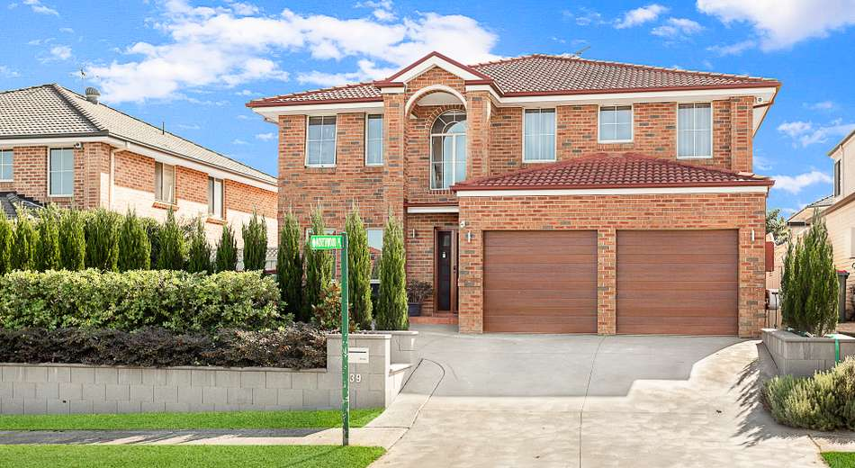 39 Orleans Way, Castle Hill NSW 2154