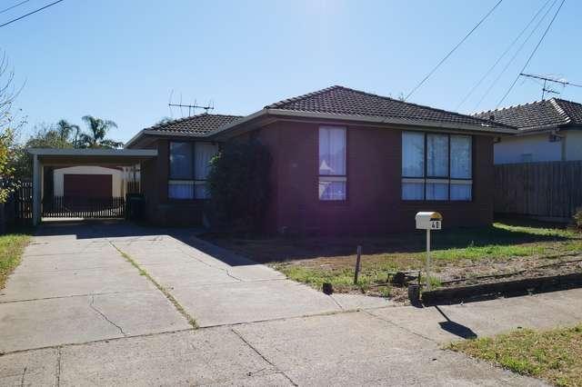 40 Vista Drive, Melton VIC 3337