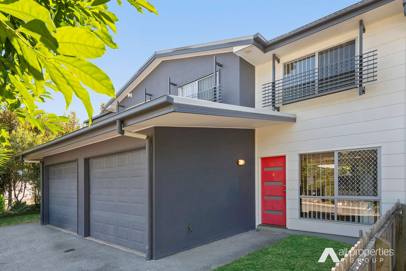 Main view of Homely townhouse listing, 2/1-9 Emerald Drive, Regents Park QLD 4118