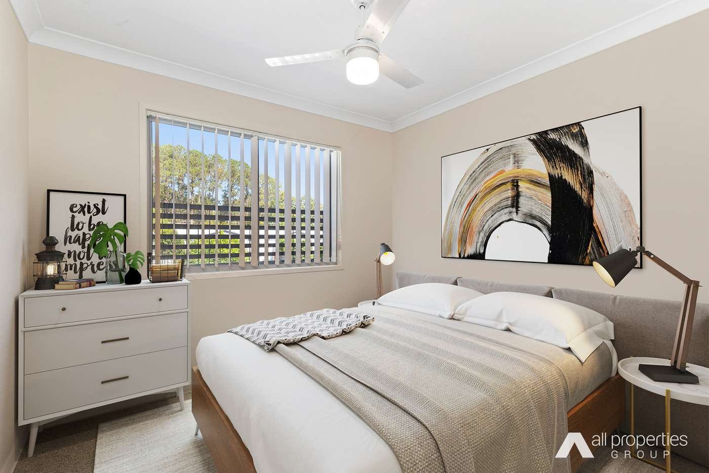 Fifth view of Homely townhouse listing, 2/1-9 Emerald Drive, Regents Park QLD 4118