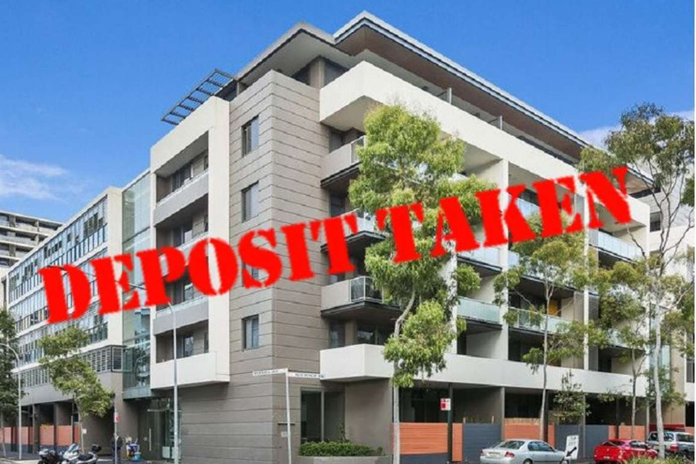 Main view of Homely apartment listing, 431/5 Defries Avenue, Zetland NSW 2017