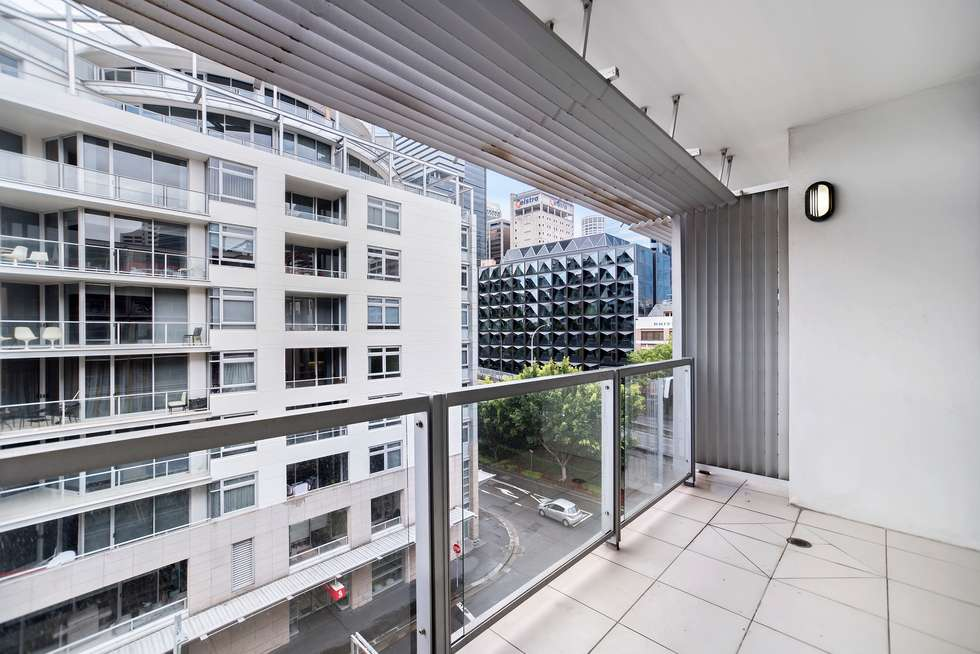 Second view of Homely studio listing, 609/45 Shelley Street, Sydney NSW 2000
