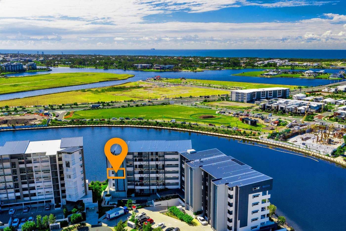 Main view of Homely unit listing, 25/19 Shine Court, Birtinya QLD 4575