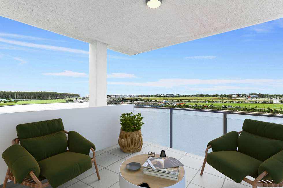 Third view of Homely unit listing, 25/19 Shine Court, Birtinya QLD 4575