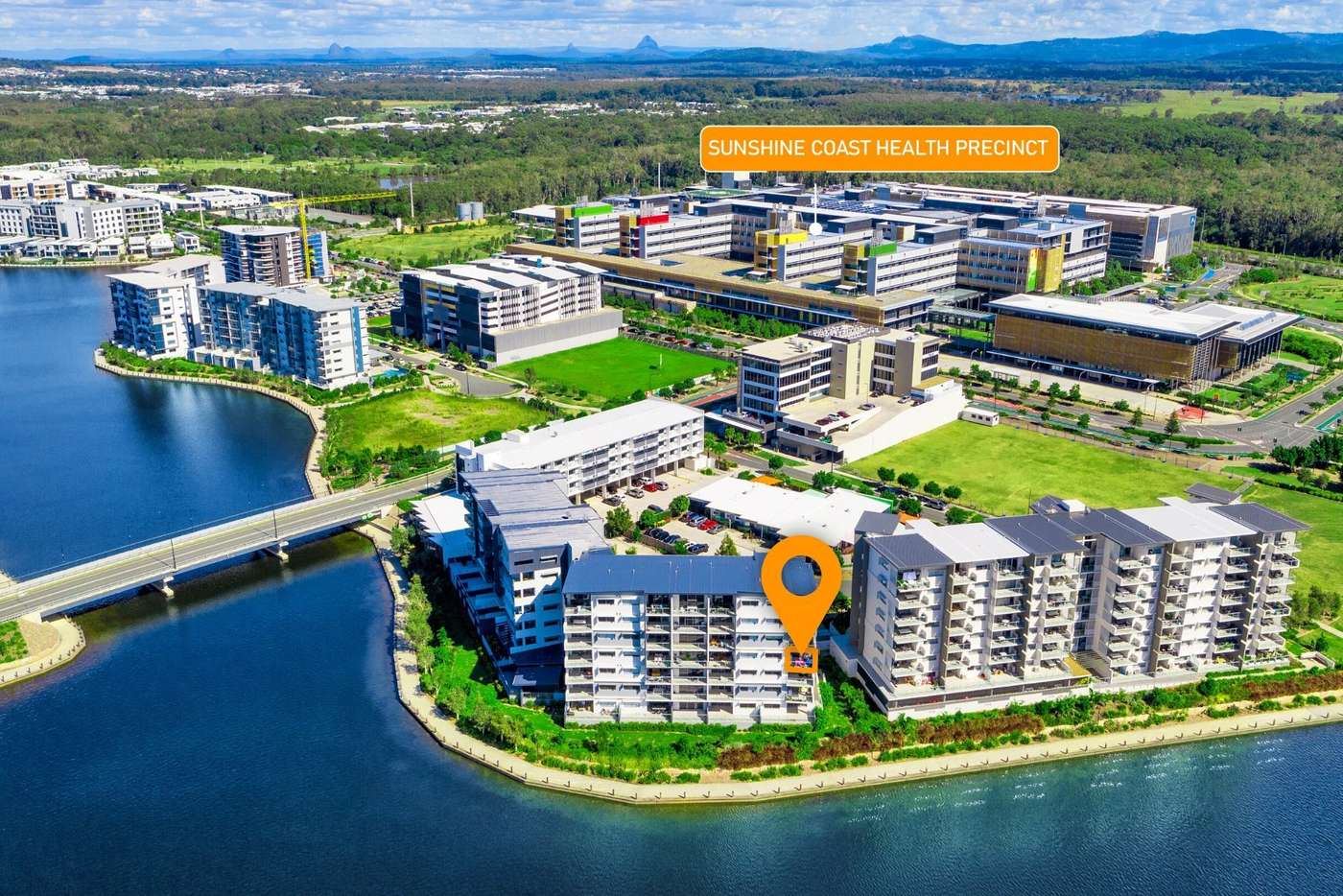 Sixth view of Homely unit listing, 25/19 Shine Court, Birtinya QLD 4575
