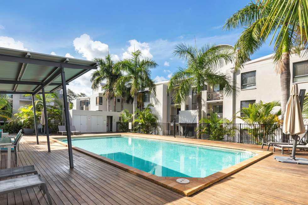 Second view of Homely unit listing, 28/7 Landsborough Terrace, Toowong QLD 4066