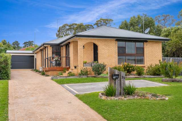 21 Cranfield Place, Camden South NSW 2570