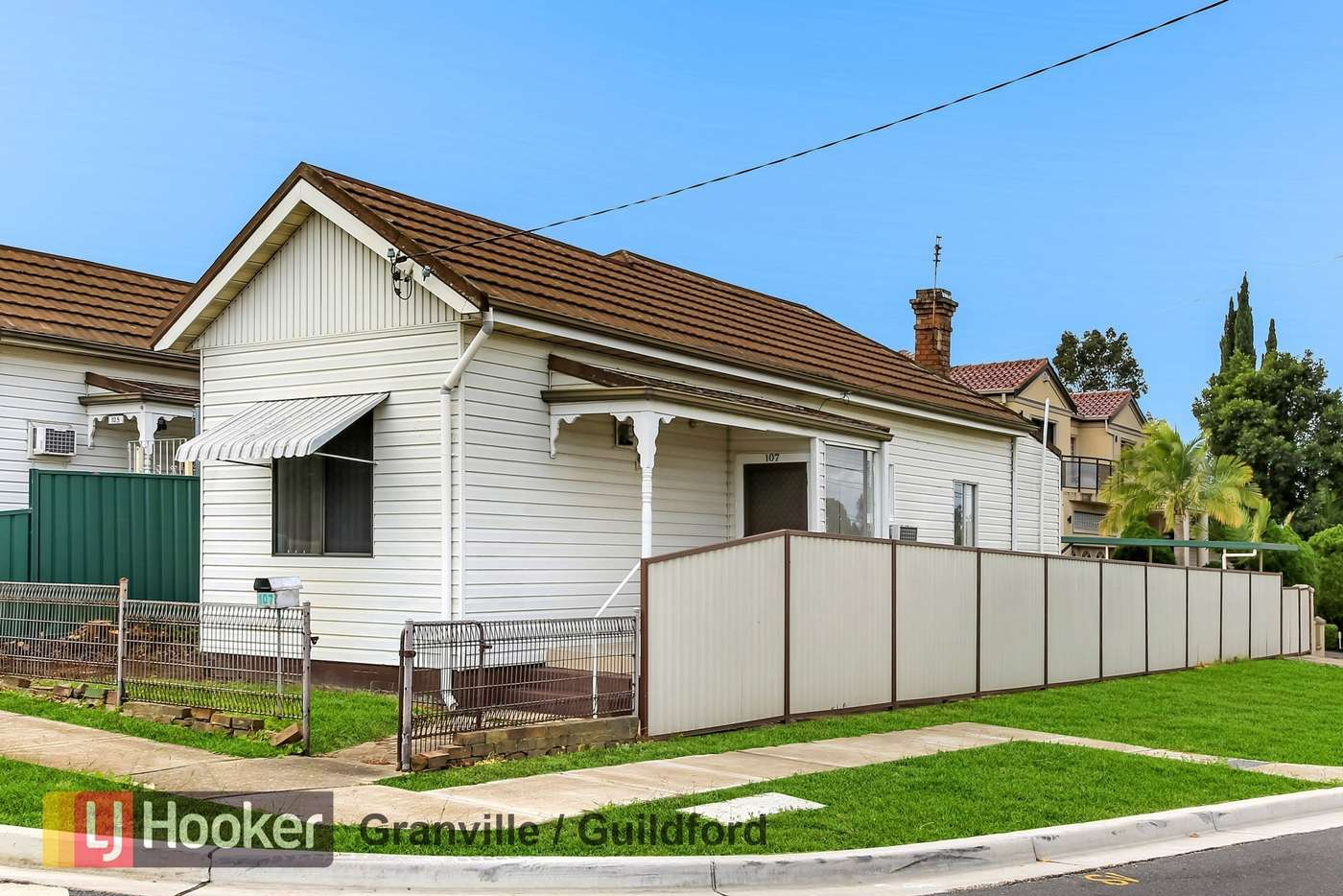 Main view of Homely house listing, 107 The Avenue, Granville NSW 2142