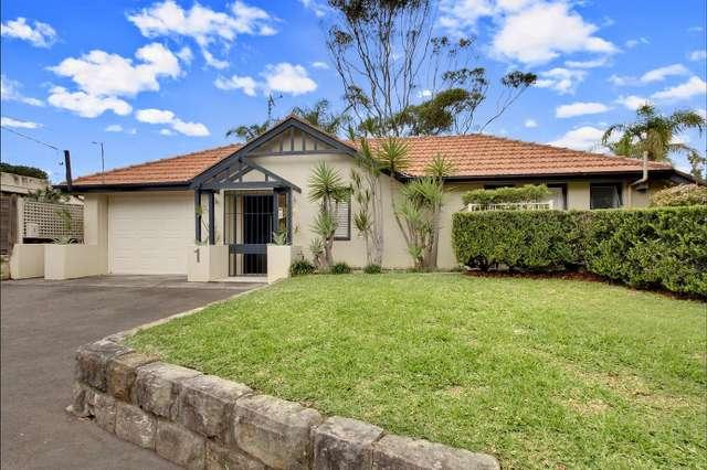1 Wilson Street, Cammeray NSW 2062