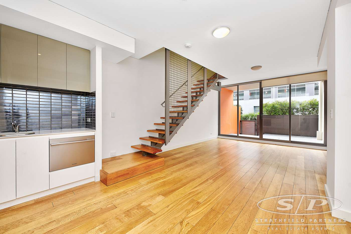 Main view of Homely apartment listing, D105/144 Dunning Avenue, Rosebery NSW 2018