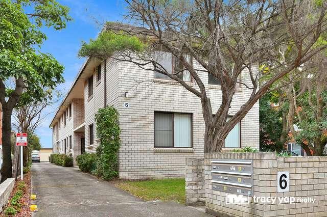 7/6 Bank Street, Meadowbank NSW 2114