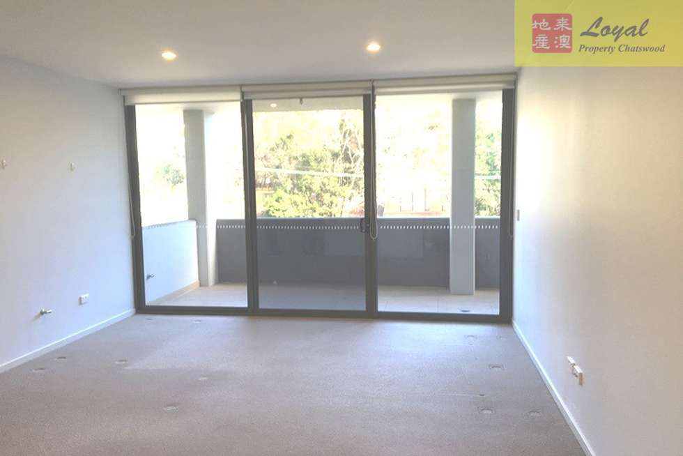 Second view of Homely apartment listing, 301/33 Devonshire Street, Chatswood NSW 2067