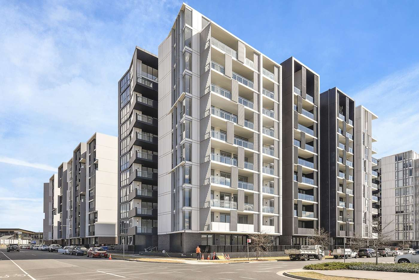 Main view of Homely apartment listing, 1006/10 Aviators Way, Penrith NSW 2750