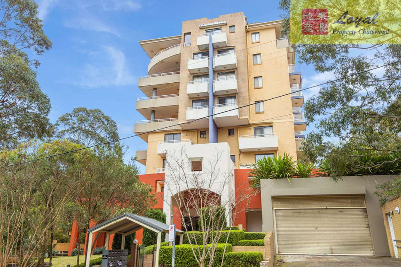 Main view of Homely apartment listing, 9/3 Freeman Road, Chatswood NSW 2067
