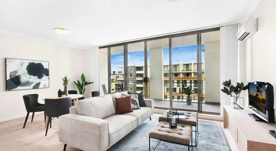 709/21 Hill Road, Wentworth Point NSW 2127