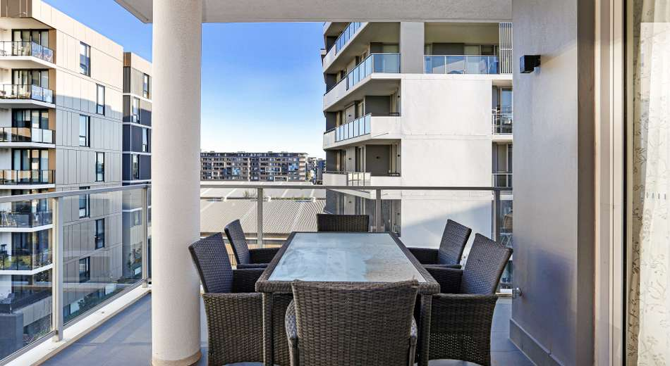 526/2 Half Street, Wentworth Point NSW 2127