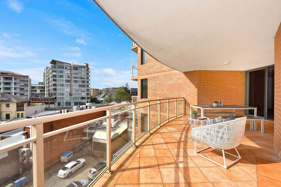 Third view of Homely apartment listing, 3A06/767 Anzac Parade, Maroubra NSW 2035