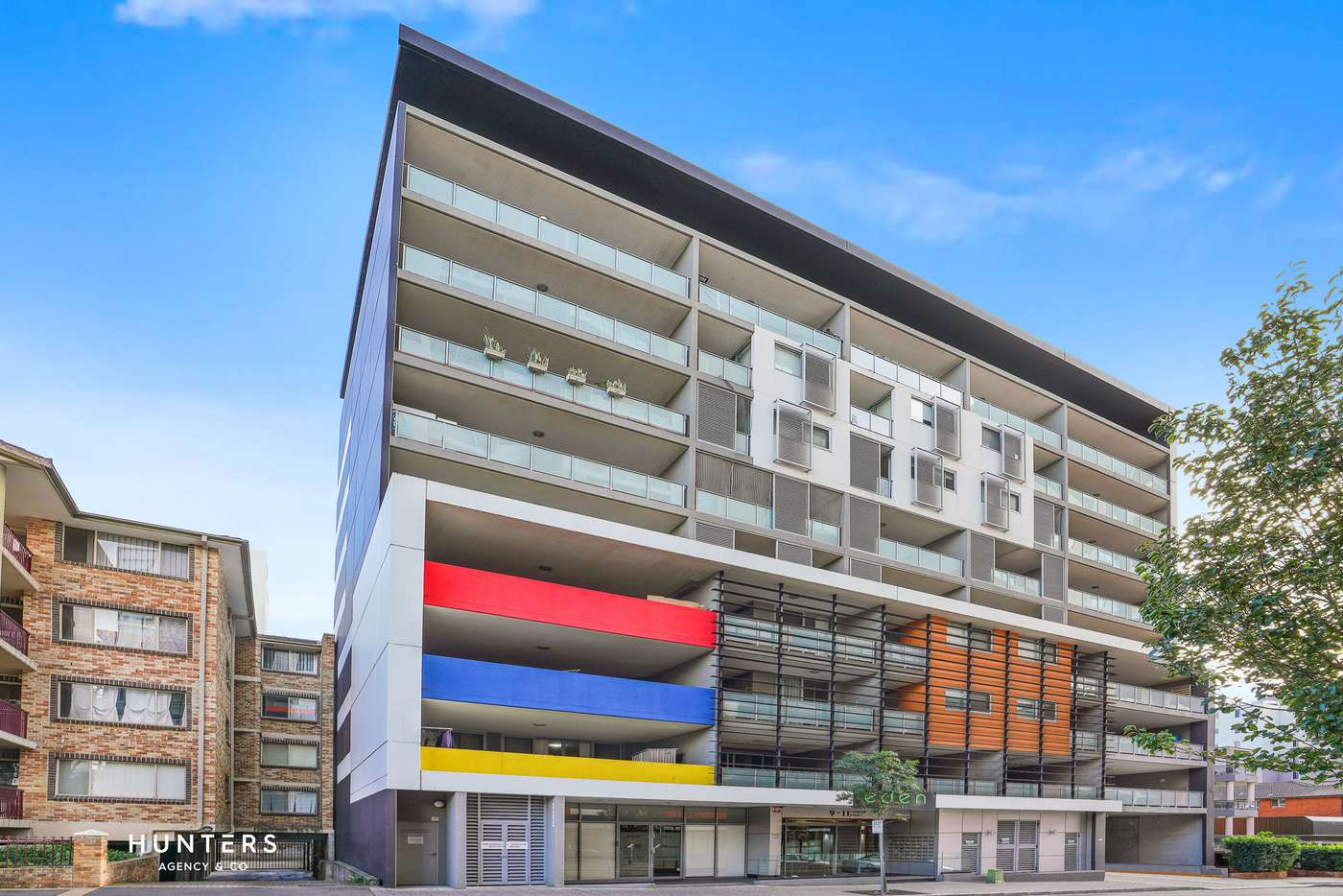 Main view of Homely apartment listing, 14/9-11 Cowper Street, Parramatta NSW 2150