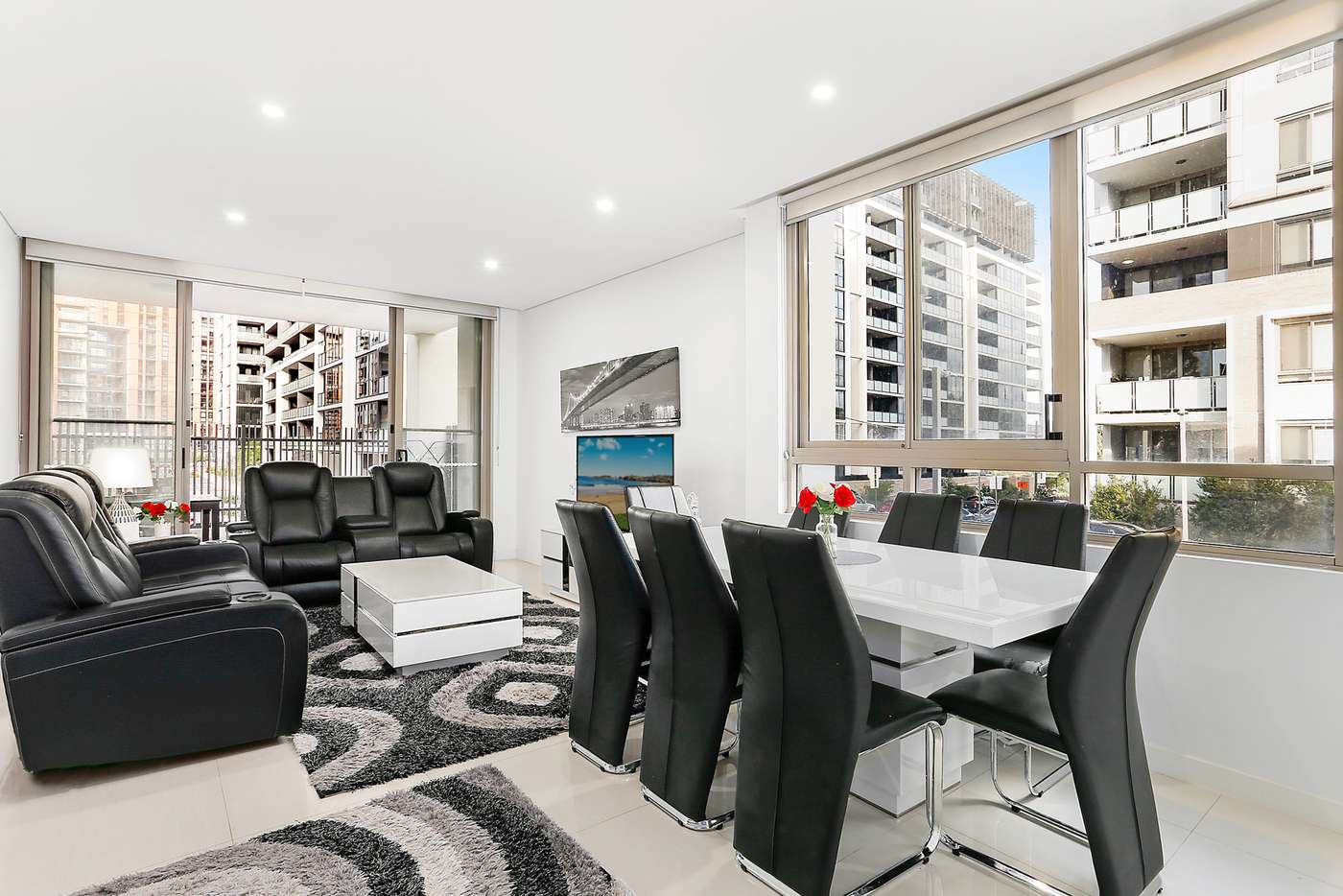 Main view of Homely apartment listing, 1002/1A Morton Street, Parramatta NSW 2150