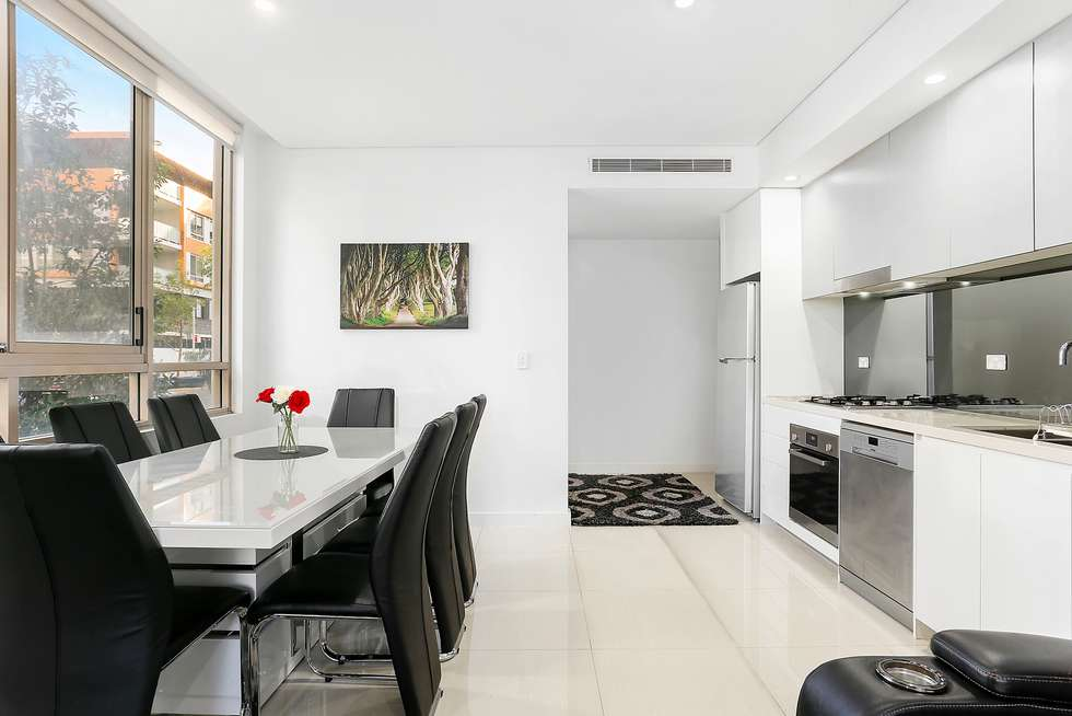 Second view of Homely apartment listing, 1002/1A Morton Street, Parramatta NSW 2150
