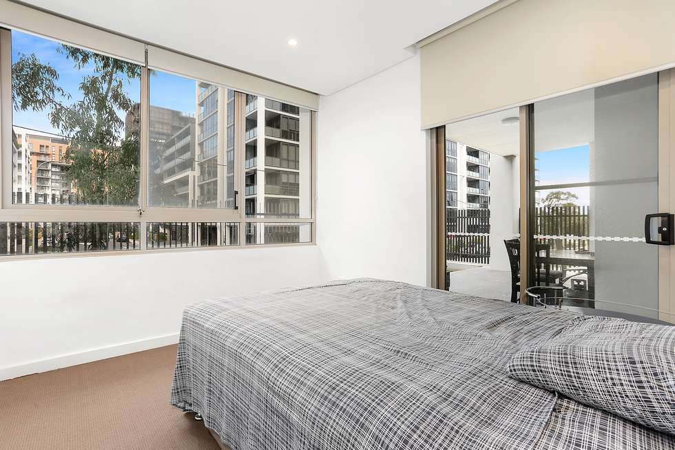 Third view of Homely apartment listing, 1002/1A Morton Street, Parramatta NSW 2150