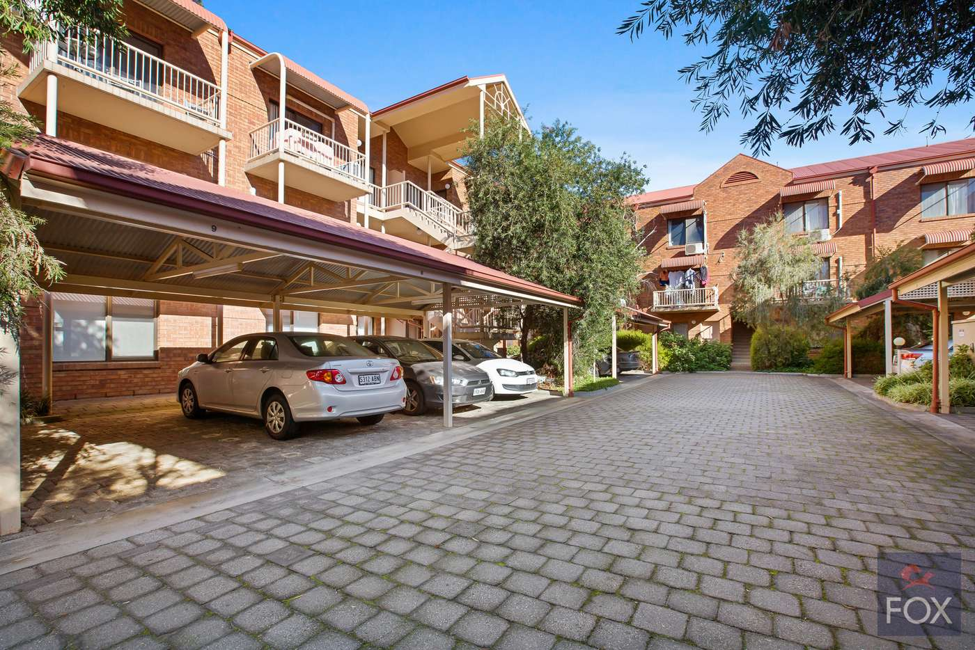 Main view of Homely unit listing, 6/23 Winifred Street, Adelaide SA 5000