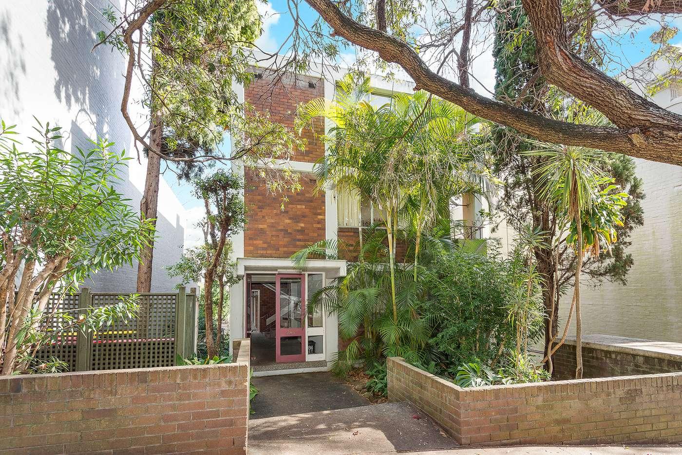 Main view of Homely studio listing, 284 Glenmore Road, Paddington NSW 2021