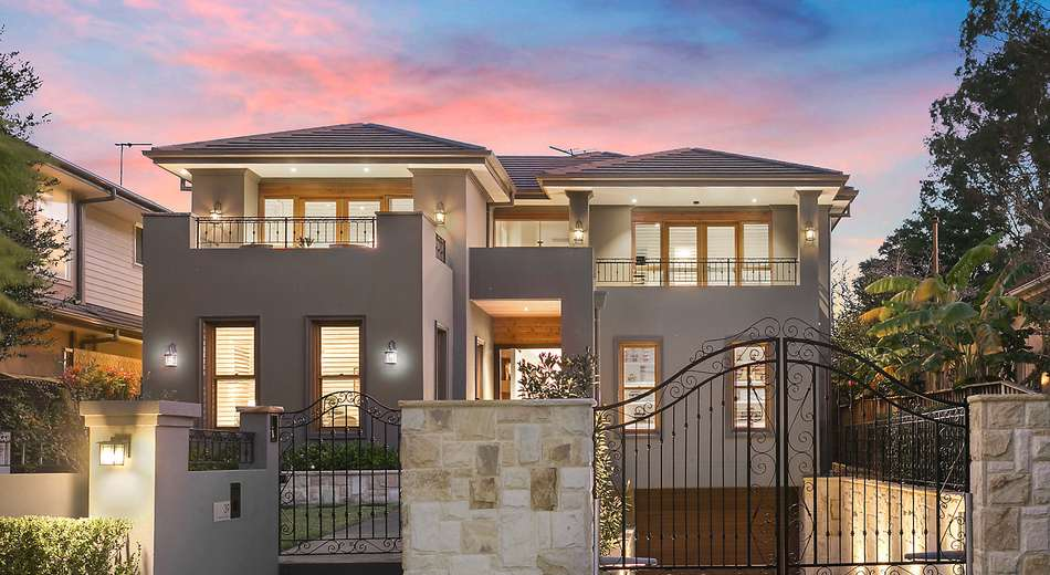 39 Barons Crescent, Hunters Hill NSW 2110