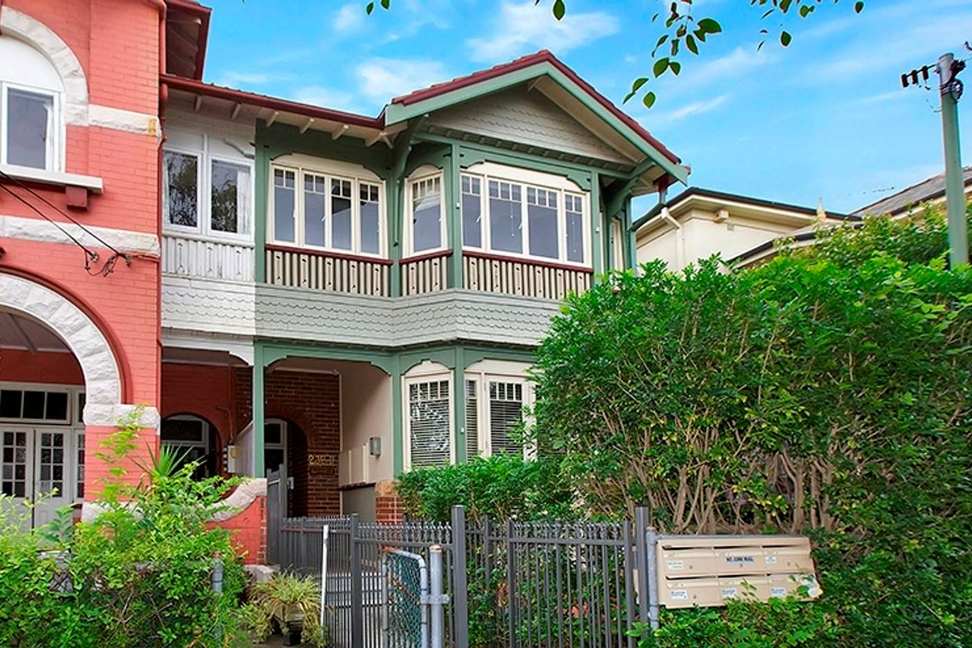Main view of Homely unit listing, 2/232D Glebe Point Road, Glebe NSW 2037