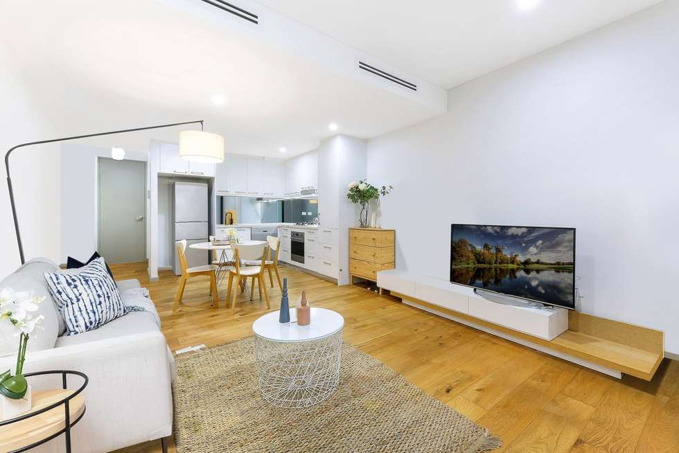 Third view of Homely apartment listing, 506/233 Botany Road, Waterloo NSW 2017