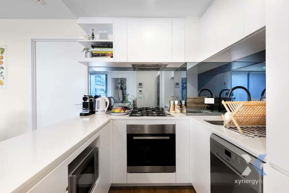 Second view of Homely apartment listing, 320/37 Breese Street, Brunswick VIC 3056