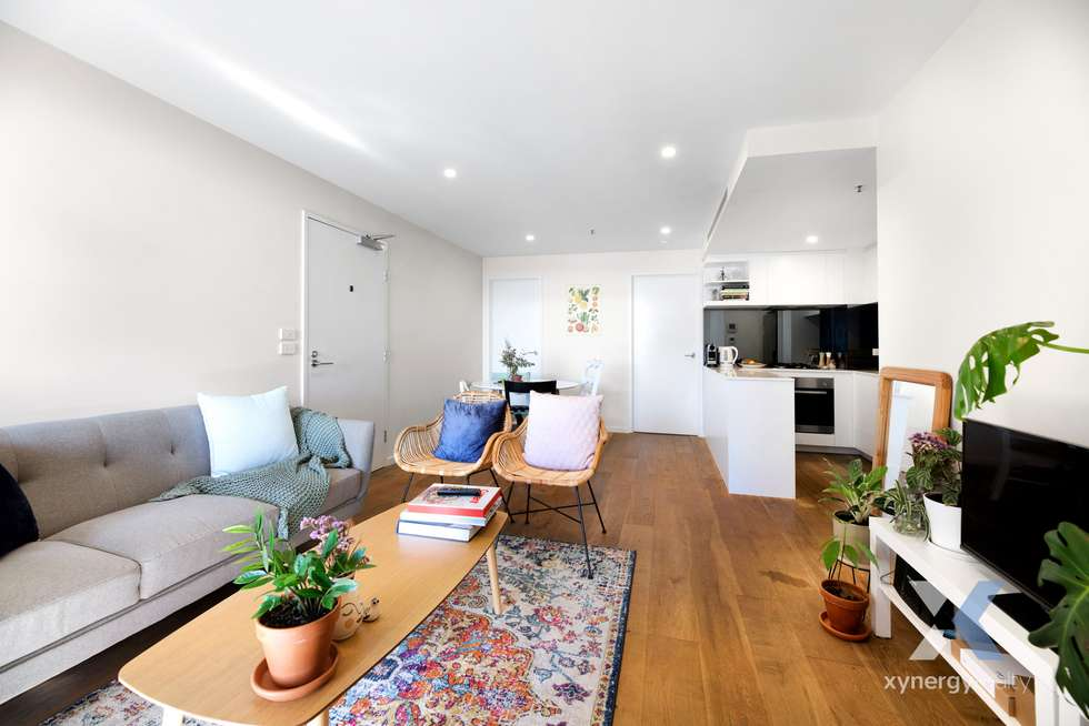Third view of Homely apartment listing, 320/37 Breese Street, Brunswick VIC 3056