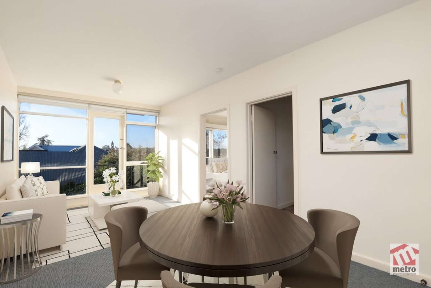 Main view of Homely unit listing, 7/8 Illawarra Road, Hawthorn VIC 3122